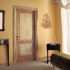 Декор межкомнатных дверей сделаем с умом
