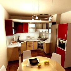 Маленькая кухня – это проблема?