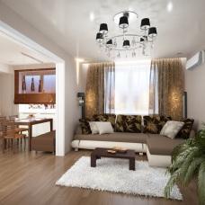 Создаем дизайн интерьера 1 комнатной квартиры