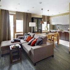 Дизайн интерьера квартиры студии это свежий взгляд