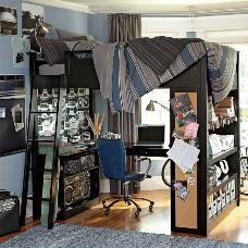 Дизайн интерьера комнаты подростка мальчика – как угодить?