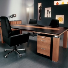 Оформление дизайна интерьера кабинета руководителя