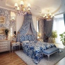 Чем лучше классический дизайн интерьера спальни