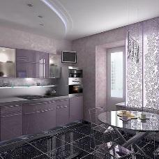 Дизайн интерьера кухни с балконом - функциональное совмещение