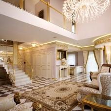 Элитный дизайн интерьера дома – эксклюзив