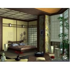 Японский стиль в дизайне интерьера