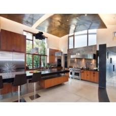 Дизайн интерьера кухни в доме: возможные планировки