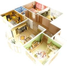 Дизайн интерьера квартир 3d: способы создания и рабочие инструменты