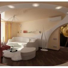 Дизайн интерьера зала в квартире - визитная карточка хозяев