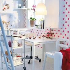 Дизайн интерьера Икеа - практичная обстановка из Швеции