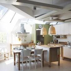 Дизайн кухни ИКЕА в интерьере. Изящество и красота в простых формах