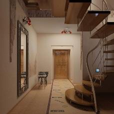 Дизайн интерьера прихожей в доме. Правильное оформление пространства