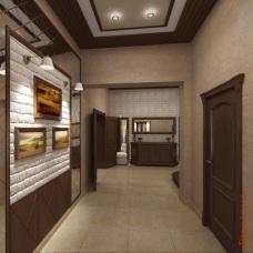 Дизайн интерьера коридора в доме: грамотная организация узкого пространства