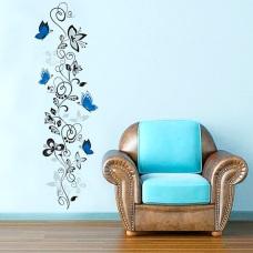 Трафареты для дизайна интерьера: стильное украшение обстановки