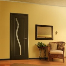 Дизайн дверей в интерьере квартиры в разных стилях