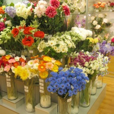 Как создать оригинальный дизайн интерьера цветочного магазина