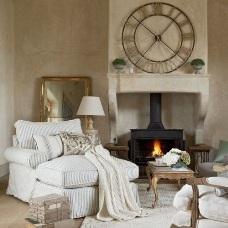 Дизайн интерьера в стиле винтаж: уютная атмосфера старины