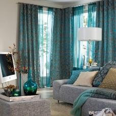 Ткани в дизайне интерьеров. Эстетика и гармония текстильного декора