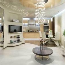 Дизайн интерьера двухкомнатной квартиры: несколько вариантов проектов