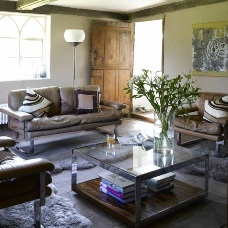 Функциональный дизайн интерьера проходной комнаты