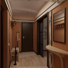 Современный дизайн интерьера прихожей в квартире