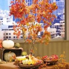 Осенний дизайн интерьера: меняем погоду в доме