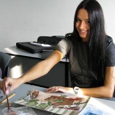 Репетитор по дизайну интерьера или чему можно научиться на индивидуальных занятиях