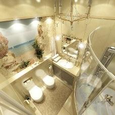 Дизайн интерьера совмещенного санузла: функциональность и эстетичность