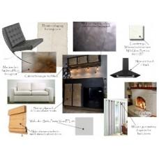 Концепт-борд для дизайна интерьера: его особенности и порядок составления