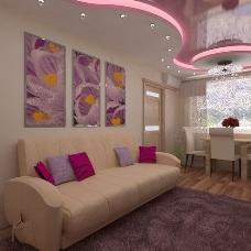Красивый и оригинальный дизайн картин в интерьере квартир