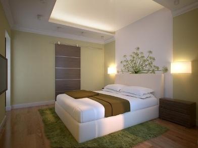 дизайн интерьера с потолком из гипсокартона фото