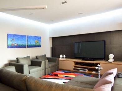 Дизайн интерьера зала в квартире