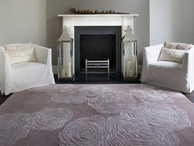 Дизайн ковров в интерьере