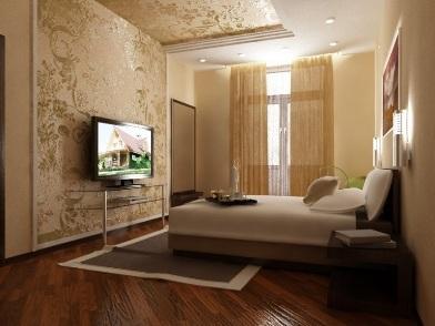 Дизайн квадратной комнаты 10