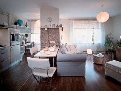 Дизайн квартиры 30 кв. м