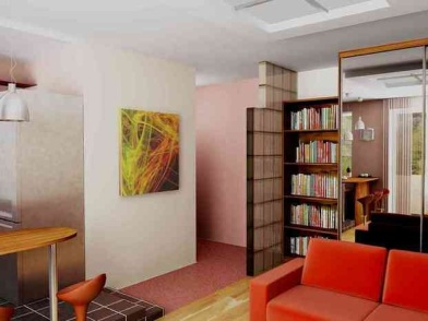 Дизайн интерьера 3 комнатной хрущевки