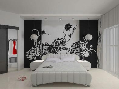 Трафареты для дизайна интерьера