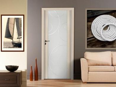 Дизайн дверей в интерьере квартиры