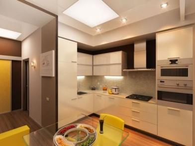 Дизайн интерьера 4 комнатной квартиры
