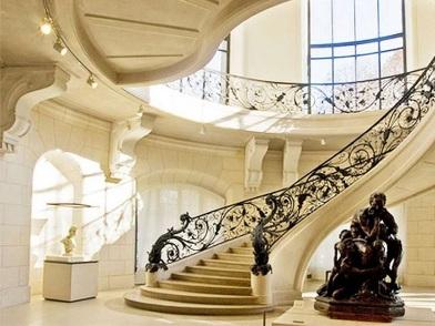 Дизайн интерьера лестницы в доме
