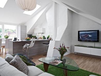 Дизайн интерьера небольшого дома