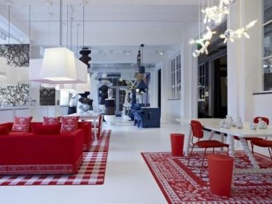 голландский дизайн интерьера