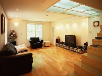 Дизайн интерьера гостиной в доме