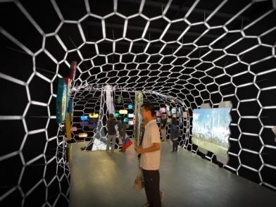 Параметрический дизайн интерьеров в общественном помещении