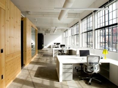 строгая разработка дизайна интерьера офиса