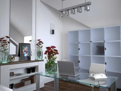 дизайн интерьера кабинета в офисе у секретаря