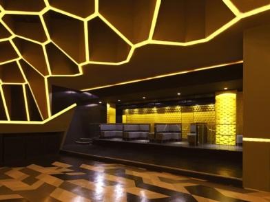 Дизайн интерьера ночного клуба в москве