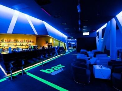 Дизайн интерьера ночного клуба и бара