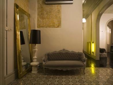 турецкий дизайн интерьера в прихожей