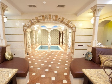 турецкий дизайн интерьера холла
